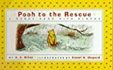 Pooh to the Rescue, A. A. Milne, 0525456899