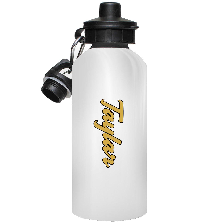 MugMax Trevon Bottle Wasserflasche, Personalisierte Geschenke, Sportsflasche mit Trevon, 600ml / 20oz
