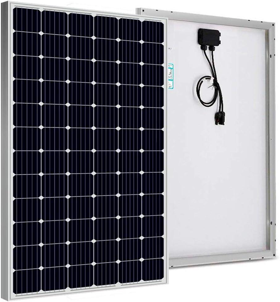 Panel Solar Monocristalino PlusEnergy 250W 12V/24V/48V