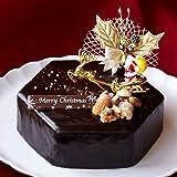 クリスマスケーキ 2019 ノエル・グラサージュショコラ(チョコレートケーキ)