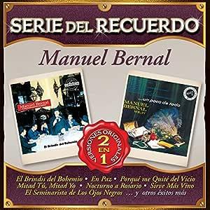 Serie Del Recuerdo by Manuel Bernal : Manuel Bernal: Amazon.es: Música