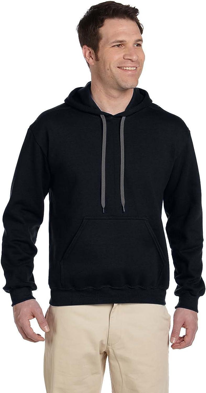 Style # G925 - Original Label S - White By Gildan Gildan Adult Premium Cotton 9 Oz Ringspun Hooded Sweatshirt