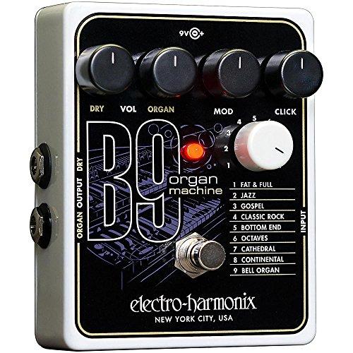 Electro-Harmonix B9 Organ Machine Pedal w/Bonus Dunlop