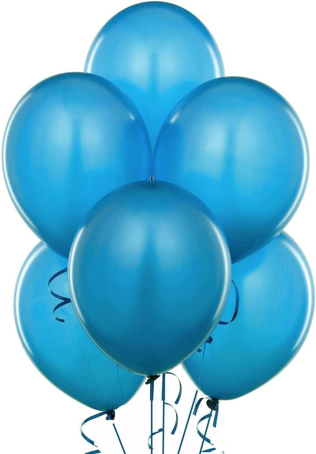 Helium Quality Latex Party Balloons ~ Blue ~ Pkg of 25
