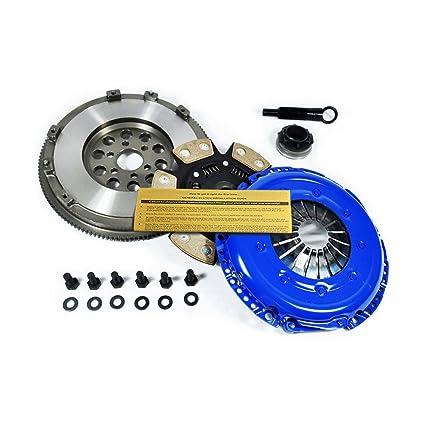 Amazon.com: EFT STAGE 3 CLUTCH KIT+CHROMOLY FLYWHEEL 97-00 AUDI A4 QUATTRO B5 VW PASSAT 1.8T: Automotive