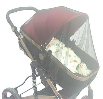 Amazon.com: aedericoe mosquitero para cochecitos de bebé ...