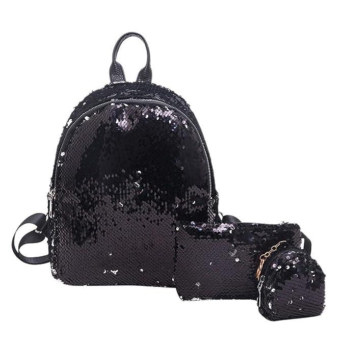 Amazon.com: Lmtime - Mini bolso de hombro con lentejuelas ...