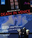 Britten: Death In Venice [Various] [Naxos: NBD0076V] [Blu-ray]