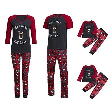 b72f07d863 Christmas Family Matching Pyjama