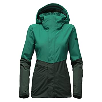 1e50a69775 The North Face Garner Triclimate Womens Insulated Ski Jacket -  X-Small Conifer Teal-Darkest Spruce  Amazon.ca  Sports   Outdoors