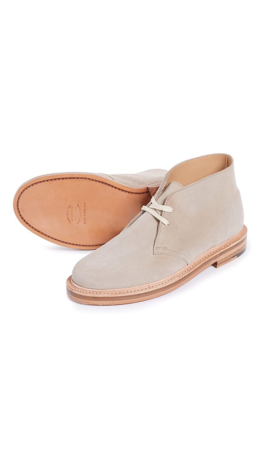 acd3c0cee2a Clarks Desert Welt Leather Boots Sand 11 D(M) US  Buy Online at Low Prices  in India - Amazon.in