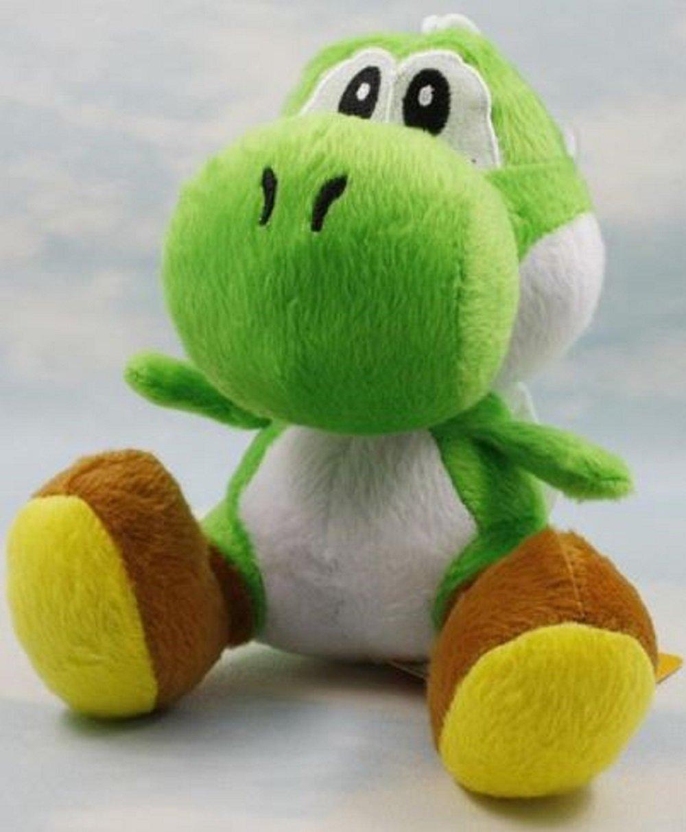 Green 6 Inch Plush Yoshi Doll, Generic by Generic