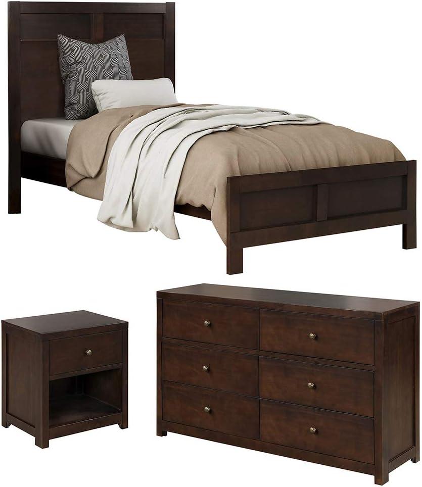 Amazon.com: li qig 10pcs Bedroom Wooden Furniture Set Contemporary