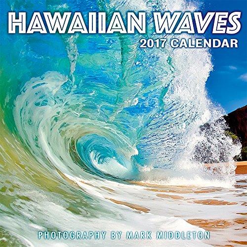 hawaii-2017-deluxe-wall-calendar-hawaiian-waves-by-mark-middleton