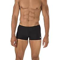 555945f65d6 Speedo Men's Swimsuit – Solid Square Leg, Endurance+