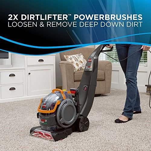 Bissell Proheat 2x Lift Off Pet Carpet Washer And