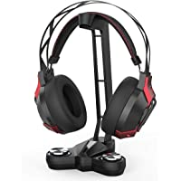 Dodocool DA176B Gaming Headphones Stand w/ EQ7.1 Surround Sound (Black)