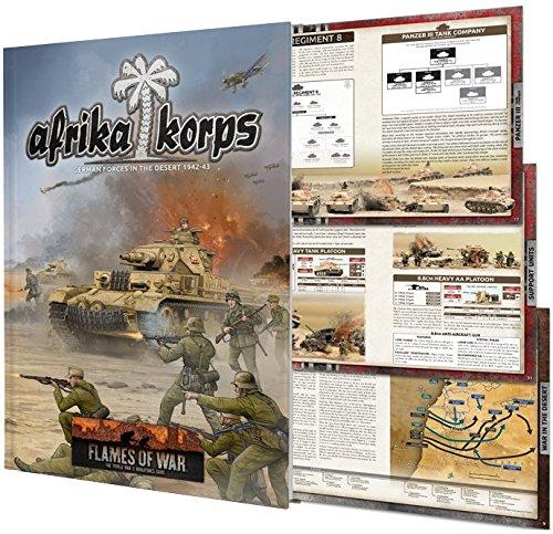 Flames of War: Afrika Korps