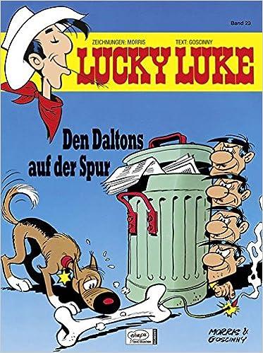Lucky Luke 23: Den Daltons auf der Spur: Amazon.de: Morris, René ...