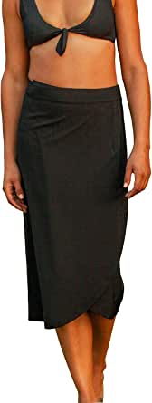 RipSkirt Hawaii - Length 3 - Quick Wrap Cover-up That Multitasks as The Perfect Travel/Summer Skirt