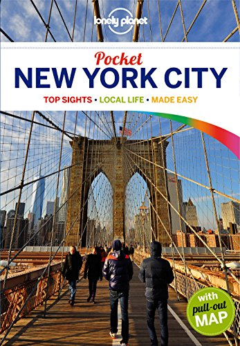 Lonely Planet Pocket New York City (Travel - Nyc Soho District