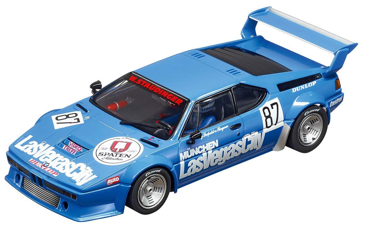 Carrera 23871 BMW M1 Procar #87 Norisring 1981 Digital 124 Slot Car Racing Vehicle 1:24 Scale by Carrera