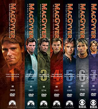 MacGyver The Complete Box Set