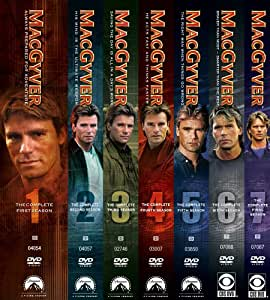 Macgyver: The Complete Series Pack Gift Set (Seasons 1-7) [Import]