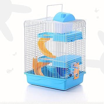 latest high fashion superior quality ETbotu - Cage à 3 étages pour animal domestique, hamster ...