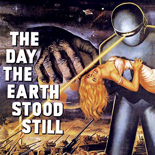 Bernard Herrmann - The Day The Earth Stood Still (Original Motion Picture Soundtrack) - Satelite - SAT001LP (The Day The Earth Stood Still Soundtrack)