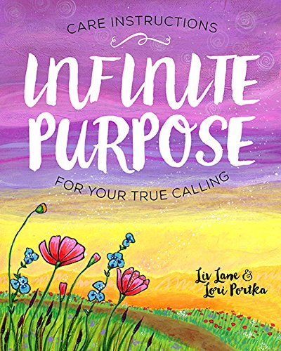 Read Online Infinite Purpose: Care Instructions for Your True Calling pdf epub
