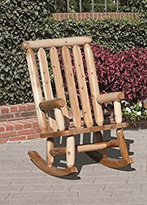 White Cedar Outdoor Rocker *6 stain options*