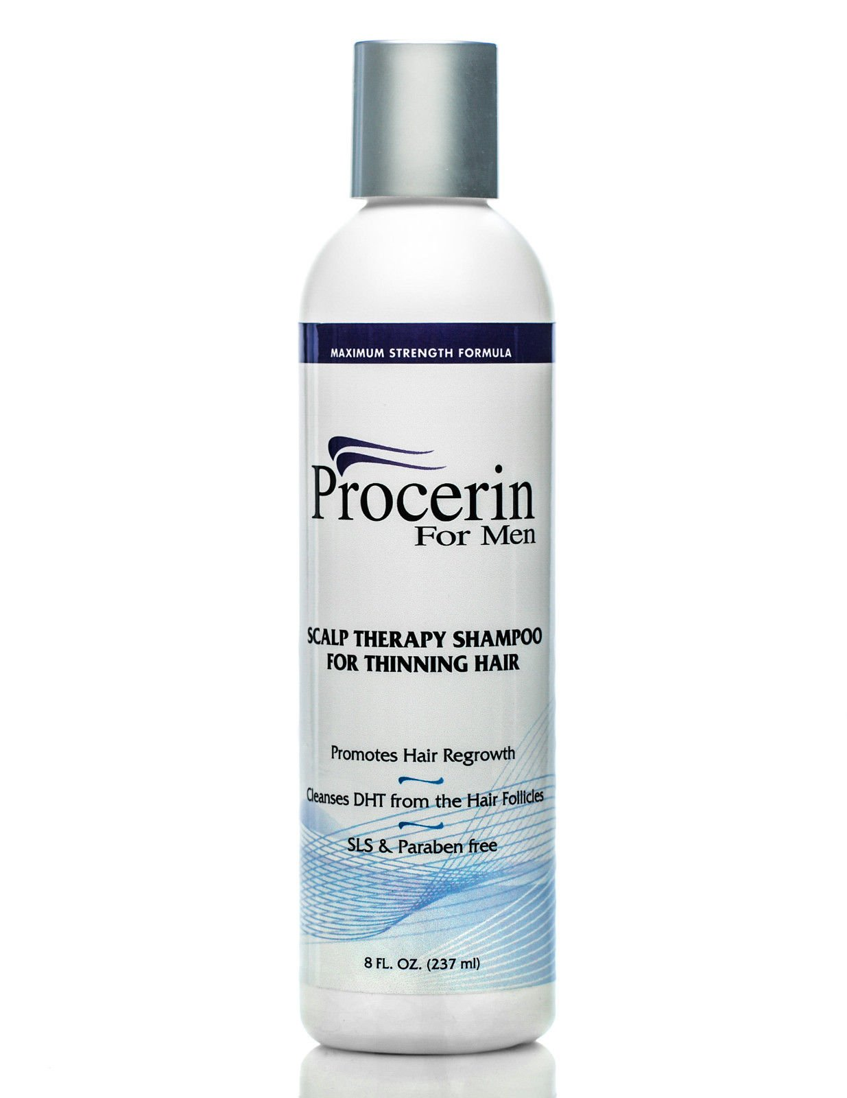 Procerin Men Hair Loss Shampoo for Hair Thinning Removes DHT Cleanse Scalp About Hair