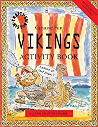 Vikings Activity Book (Crafty History)