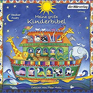 Meine große Kinderbibel Hörbuch