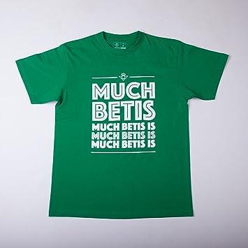 Betis 15CM0068_S Camiseta, Hombre, Blanco, S: Amazon.es: Deportes y aire libre