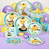 Giraffe Baby Shower Standard Party Pack