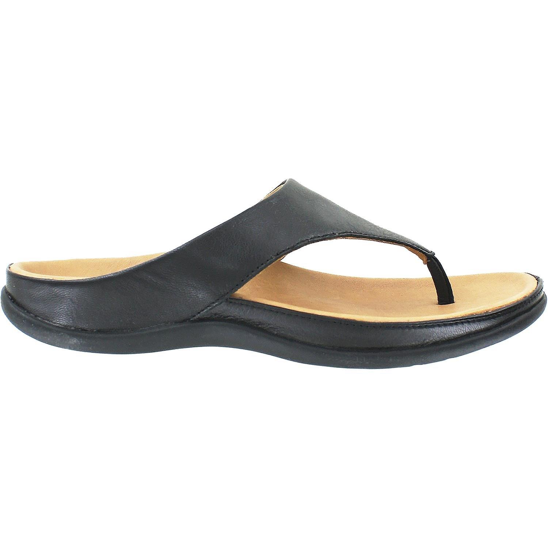Strive Footwear Maui Stylish Orthotic Sandal B01DD1I99Q 7.5-8 B(M) US Black