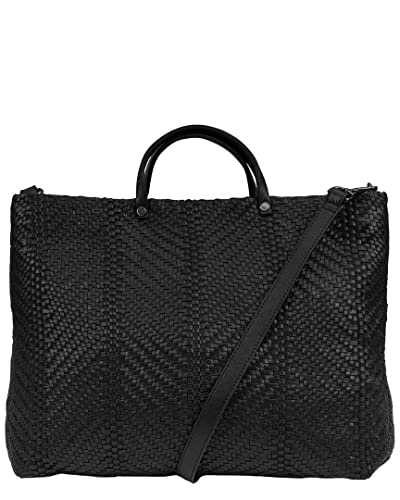 af556897be Amazon.com  Kooba Women s Anguilla Tote Black One Size  Shoes