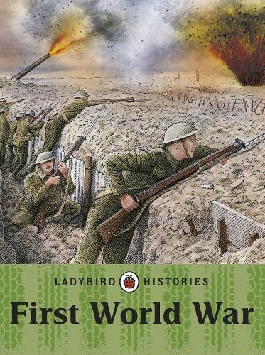 Download Ladybird Histories: First World War pdf epub
