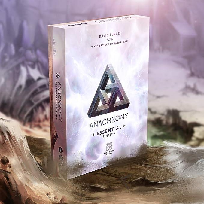 Mindclash Games Anachrony Essential Edition - English: Amazon.es: Juguetes y juegos