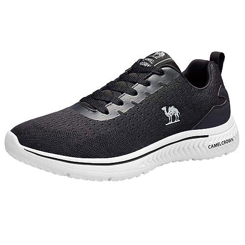 CAMEL CROWN Mujer Ligero Zapatillas Moda Zapatillas de Deporte para Mujer Zapatos para Caminar: Amazon.es: Zapatos y complementos