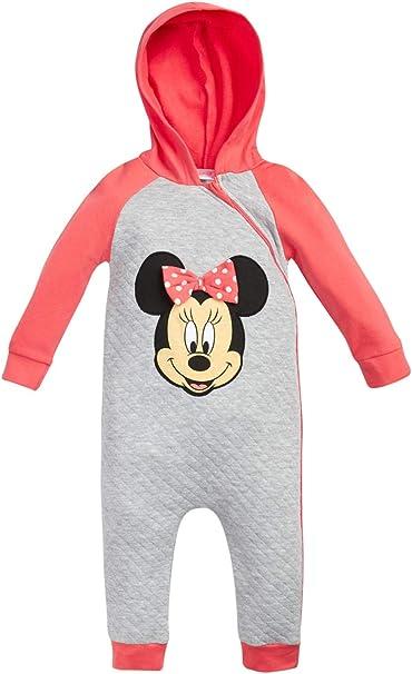 Lindo Traje de Mickey Mouse de Disney Perfecto para Niña y Niños Super Suave