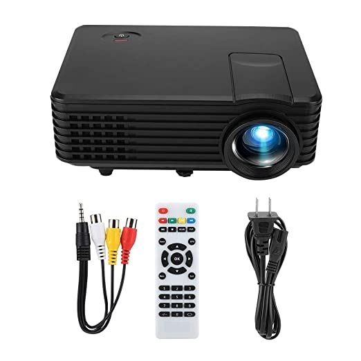Proyector LED HD, Proyector LED Miniatura RD-805A Proyector ...