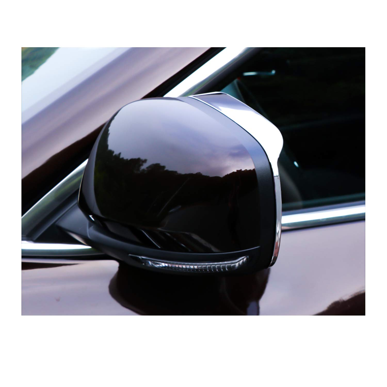 LFOTPP Auto R/ückspiegel Regen Augenbrauen Rain Eyebrow Visier Shade f/ür 3008 5008 GT