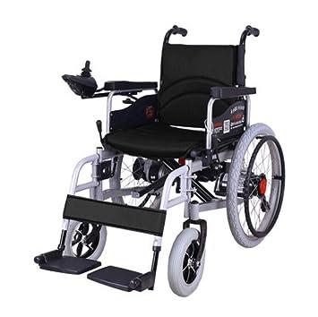 T-silla de ruedas Silla de ruedas eléctrica, anciano andador ...