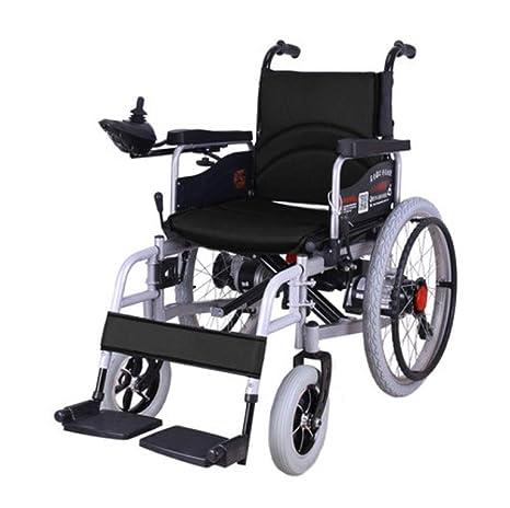 M-CH silla de ruedas Silla de ruedas eléctrica, anciano andador, plegable,