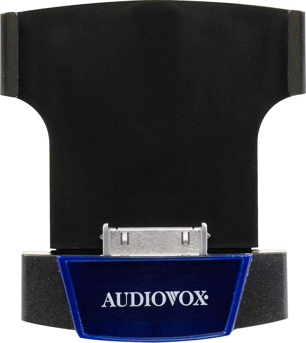 Audiovox ADCR-200-AVO A//V Out Cradle for iPhone and iPod