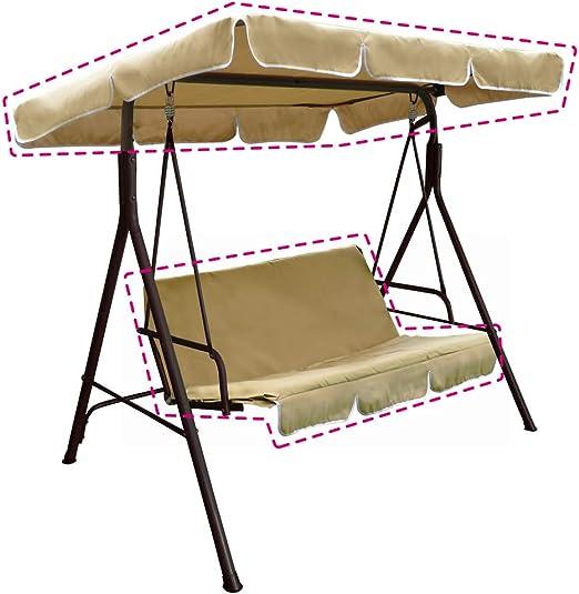 Verdelook Kit de Repuesto para balancín Sorrento: Amazon.es: Jardín