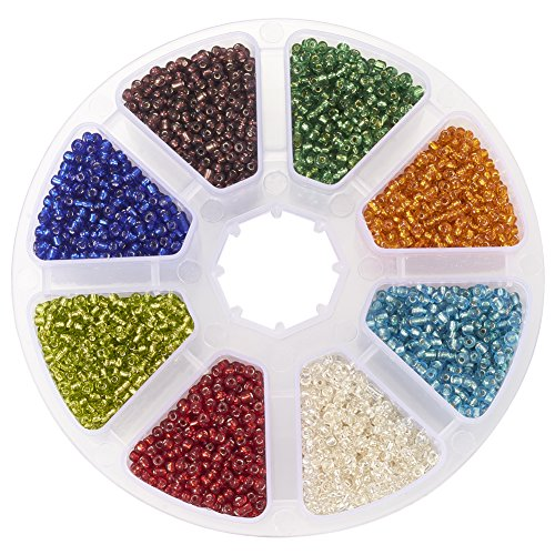 pandahall-1-box-mixed-color-12-0-glass-seed-beads-transparent-silver-lined-loose-spacer-mini-glass-s